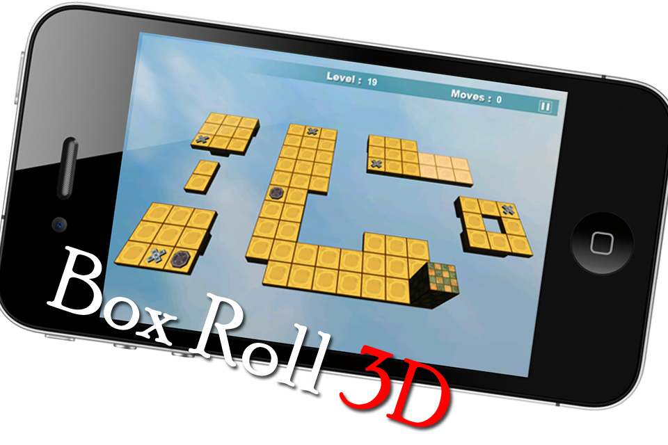 Screenshot Box Roll 3D