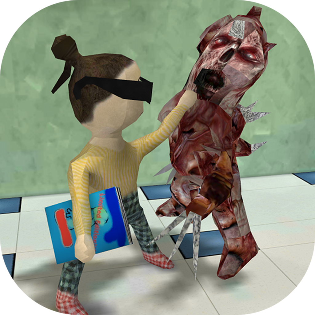 Bad Nerd vs Zombies by I Hway Yu icon